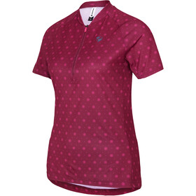 Ziener Cahina Jersey Damen red dark